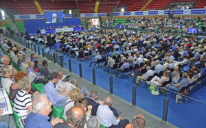 Oggi al palazzetto dello sport l'assemblea della Banca di Caraglio