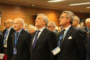 Tajani: 'È necessario riscoprire la necessità di avere una vera politica europea'
