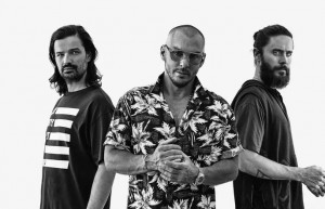 A Collisioni 2019 anche i Thirty Second to Mars