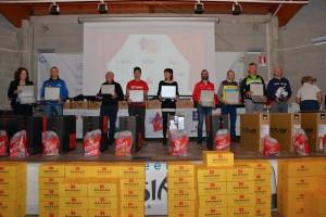 Ciclismo, Coppa Piemonte: i vincitori premiati a Roccaforte Mondovì