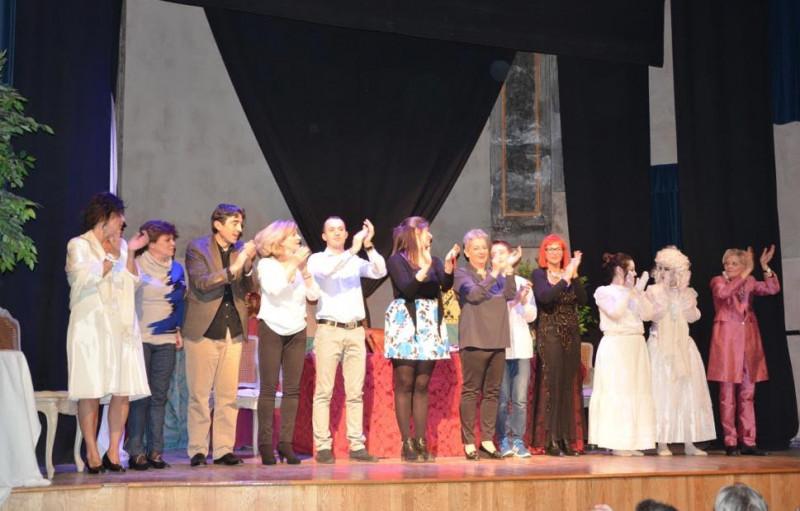 Limone Piemonte: domenica 25 novembre debutta a teatro 'Quando il diavolo va in vacanza'