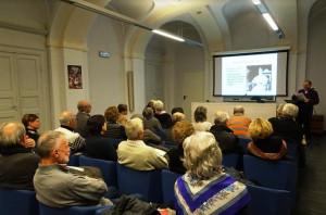 Presentato il libro di Cerutti 'Grande Guerra: il fronte interno a Cuneo'
