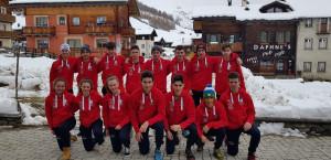 La Fisi Alpi Occidentali presenta le squadre di sci nordico e biathlon, presenti numerosi cuneesi
