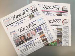 Chiude 'Il Buschese', il mensile di Busca, Tarantasca e Villafalletto