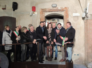 Inaugurato il nuovo ufficio turistico di Fossano
