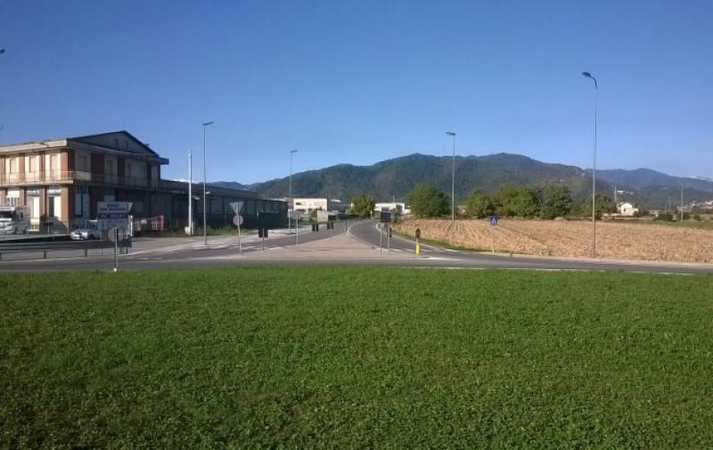 Chiusa ai mezzi pesanti per lavori di asfaltatura la variante di Borgo San Dalmazzo
