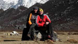 A Valloriate l'unica 'coppia' al mondo ad aver scalato tutti i 14 'Ottomila' della terra