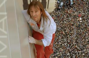 Il 'Nuovi Mondi' Festival di Valloriate accoglie 'the human spider' Alain Robert