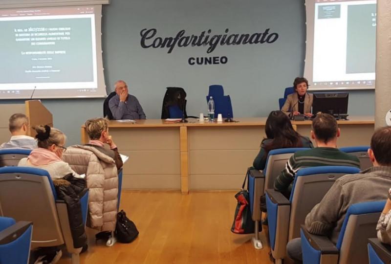 Confartigianato Cuneo a tutela di imprese e consumatori