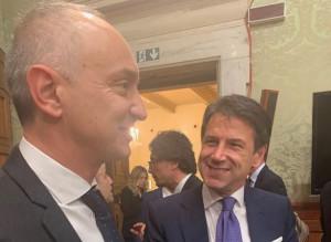 Il presidente di Confartigianato Cuneo a Palazzo Chigi per parlare di Tav