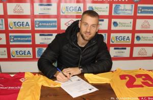 Calcio, Serie D: che colpo per il Bra, ha firmato Gabriele Quitadamo