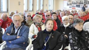 Croce Rossa, premiati i volontari e le infermiere volontarie con oltre 40 anni di servizio