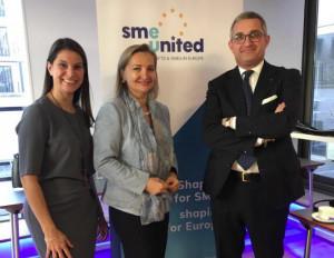 Luca Crosetto: 'Le micro, piccole e medie imprese sono la spina dorsale dell'economia europea'