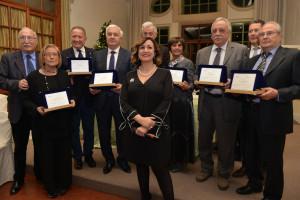 Sono cinque gli 'Imprenditori dell'anno' premiati dall'Ance Cuneo