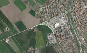 Approvato il progetto per una rotatoria tra le provinciali 662 e 7 tra Savigliano e Saluzzo