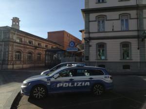 Controlli della Polizia a Cuneo: c'è un accompagnamento alla frontiera