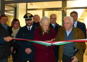 Inaugurata la nuova sede della Banca Alpi Marittime a Villanova Mondovì