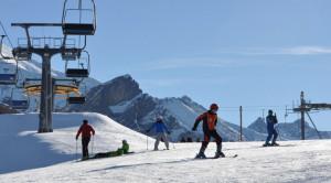 Sabato 22 dicembre aprono le piste da sci alpino di Entracque