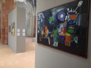 Doppio concerto di musica elettronica all'interno della mostra sull'arte informale in San Francesco a Cuneo