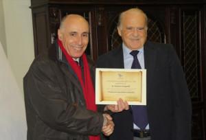 L'ortopedico Roberto Scagnelli riconosciuto 'primario emerito'