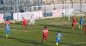 Calcio, Serie C: il Cuneo fa un'altra vittima eccellente, Carrarese k.o. al Paschiero