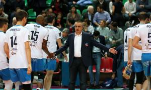 Pallavolo A2/M: inizio vittorioso per coach Serniotti sulla panchina di Cuneo
