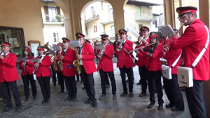 La Banda Musicale Giovanile Provinciale Anbima Cuneo in concerto a Sommariva Bosco