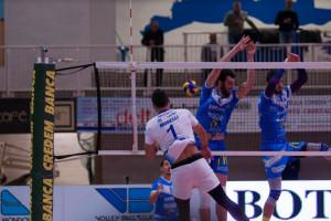 Pallavolo A2/M: Brescia passa al quinto set nello scontro tra prime della classe