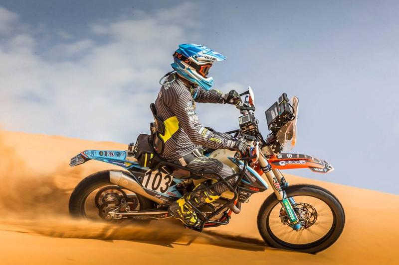 Domenica scatta la Dakar 2019: si avvera il sogno di Nicola Dutto