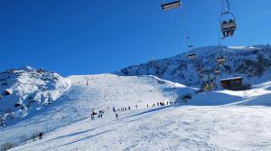 Nelle vacanze natalizie presenze in aumento nelle località sciistiche cuneesi