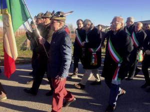 Ieri la commemorazione dell'eccidio di Ceretto