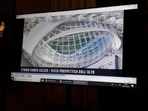 Sul progetto per il nuovo stadio di Cuneo più dubbi che certezze