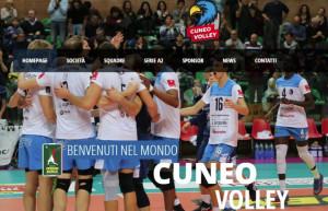Pallavolo A2/M: il club maschile rinnova il sito web e annuncia la nascita della Cuneo Volley Tv