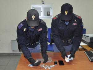 Arrestato spacciatore nel piazzale della Stazione di Cuneo