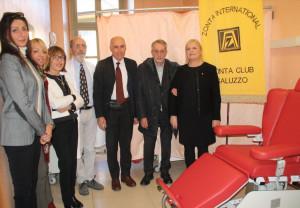 Nuove apparecchiature dalla Fondazione CRS all'ospedale di Saluzzo