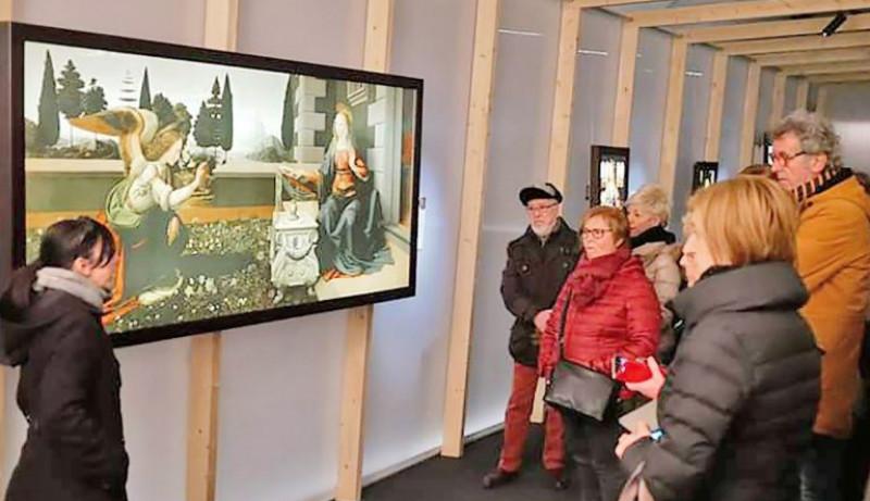 """Oltre 11mila visitatori a Fossano per """"Leonardo Opera Omnia"""""""