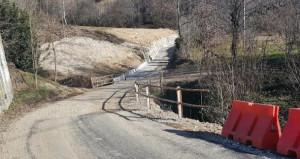 Rifreddo, in via Rubatore completati i lavori di sistemazione idrogeologica