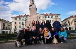 Tredici ragazzi per un anno in servizio civile al Comune di Cuneo