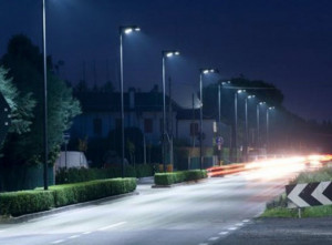 Narzole: iniziati i lavori sull'illuminazione pubblica con lampade di nuova generazione