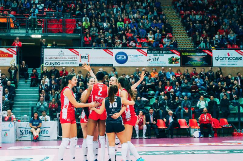Pallavolo A1/F: Cuneo, in Coppa a Novara missione (quasi) impossibile