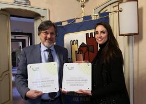 Consegnato il Premio GSE al Comune di Santo Stefano Belbo