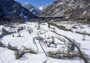 Entracque si prepara ad ospitare i campionati italiani di winter triathlon