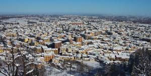 Coldiretti Cuneo: 'Per la nostra agricoltura 'benedetta' neve'