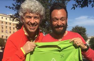 L'ecorunner albese Roberto Cavallo in Calabria al 'Sila 3 Vette'