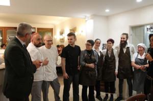 Avviata la kermesse di Confartigianato Imprese Cuneo 'Cene con il Cuoco'