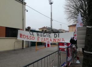 Cuneo Calcio, prosegue la protesta dei 'Fedelissimi': niente trasferta a Chiavari