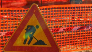 Limitazioni al traffico per lavori sullo svincolo per Alba della statale 231 di Santa Vittoria