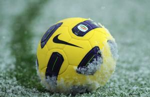 La neve ferma il pallone: sospesa tutta l'attività regionale