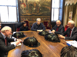 Primo incontro operativo in vista del Raduno Nazionale dei Bersaglieri 'Cuneo 2021'