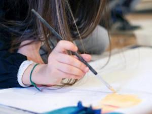 Bra: l'evoluzione della scrittura nel laboratorio per famiglie a Palazzo Traversa